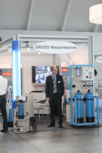 Messe GROSS Wassertechnik