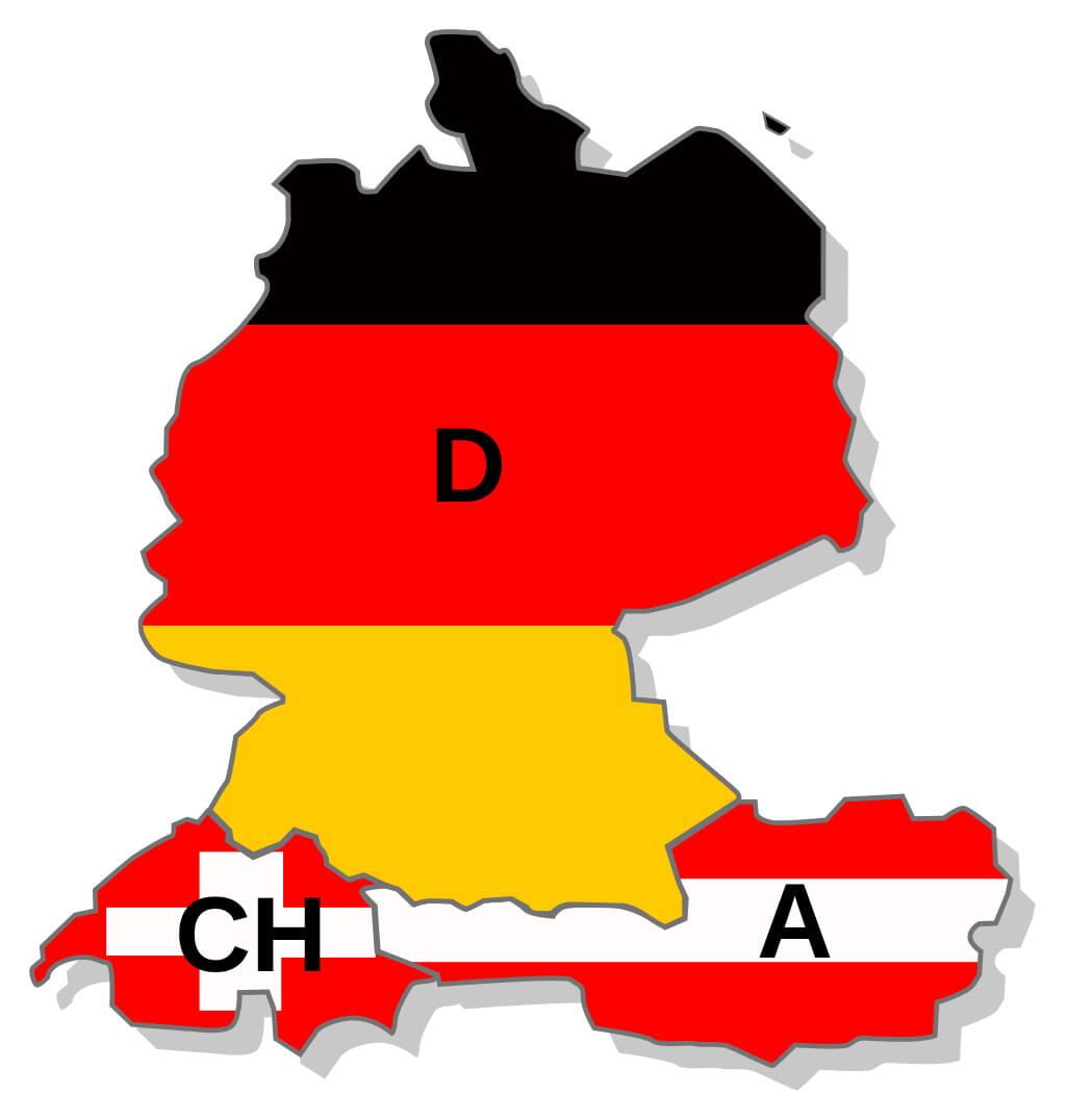 DACH-Gebiet