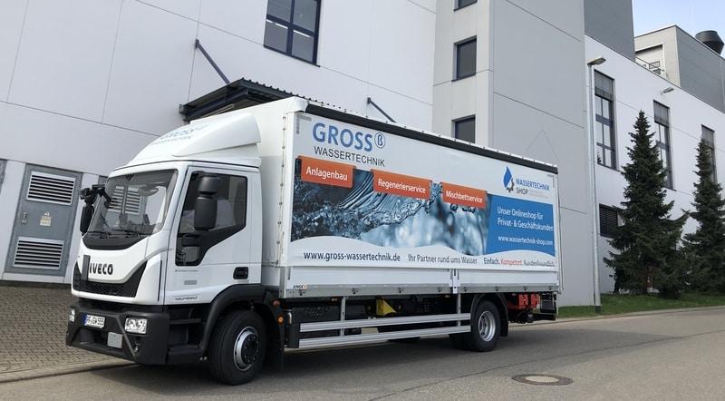Gross Wassertechnik LKW